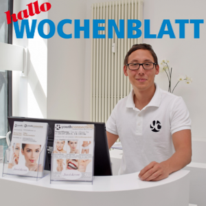 (Deutsch) youthconnection im Wochenblatt Hannover