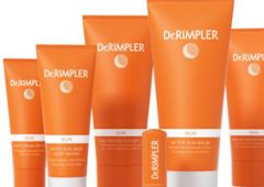 Dr Rimpler, hochwertige Hautpflege, Sonnencremes, UV-Schutz