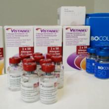 Botox, vistabel, Falte, Botox-Ampulle