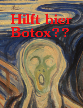 Botox against depression