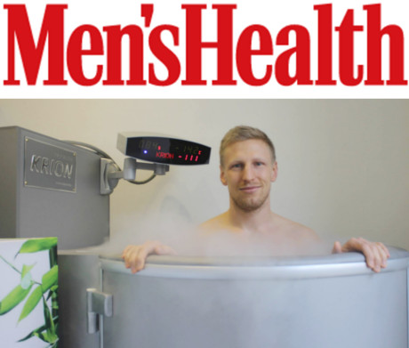 Men's Health Eissauna