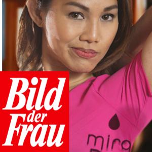 (Deutsch) Bild der Frau: Therapie gegen Schwitzen